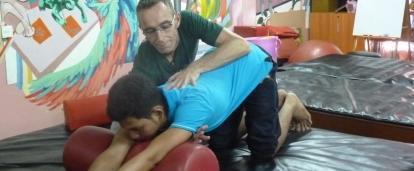 Nuestras pasantías de Fisioterapia en Camboya te dan la oportunidad de ayudar a niños y adultos.